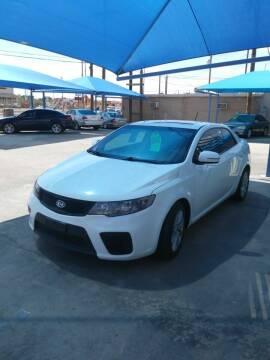 2013 Kia Forte Koup for sale at Autos Montes in Socorro TX