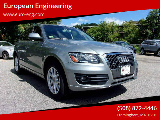 2011 Audi Q5 for sale at European Engineering in Framingham MA