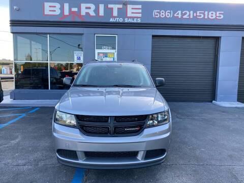 2018 Dodge Journey for sale at Bi-Rite Auto Sales in Clinton Township MI