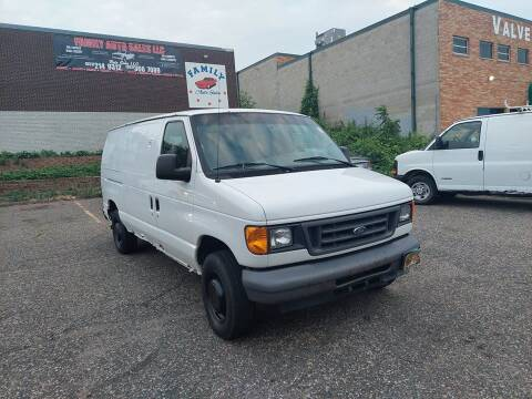 2006 Ford E-Series Cargo for sale at Family Auto Sales in Maplewood MN