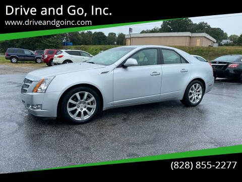 2009 Cadillac CTS for sale at Drive and Go, Inc. in Hickory NC