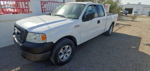 2007 Ford F-150 for sale at ACE AUTO SALES in Lake Havasu City AZ