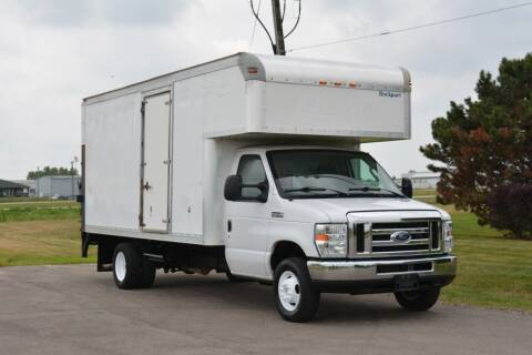 2017 Ford E-450 for sale at Signature Truck Center - Box Trucks in Crystal Lake IL