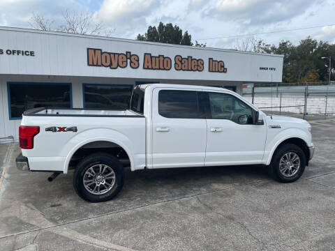 2020 Ford F-150 for sale at Moye's Auto Sales Inc. in Leesburg FL