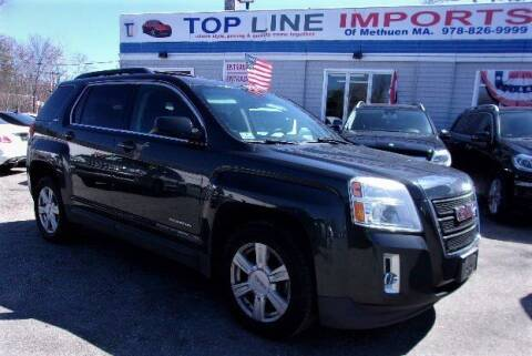 2014 GMC Terrain for sale at Top Line Import of Methuen in Methuen MA