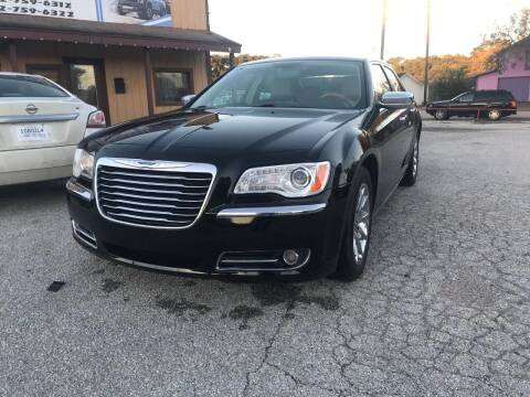 2014 Chrysler 300 for sale at Palmer Auto Sales in Rosenberg TX