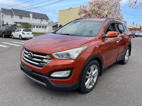 2013 Hyundai Santa Fe Sport for sale at Kapos Auto, Inc. in Ridgewood, Queens NY