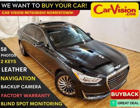 2017 Genesis G90 for sale at Car Vision Mitsubishi Norristown in Trooper PA