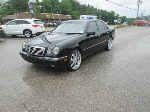 1998 Mercedes-Benz E-Class for sale at Wally's Wholesale in Manakin Sabot VA