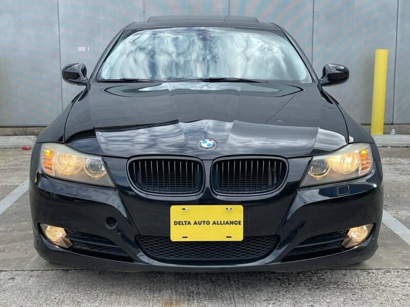 2011 BMW 3 Series for sale in Houston, TX