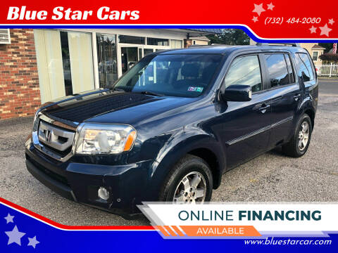 2009 Honda Pilot for sale at Blue Star Cars in Jamesburg NJ