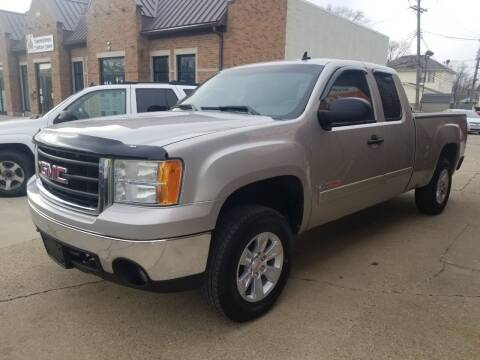 2008 GMC Sierra 1500 for sale at Madison Motor Sales in Madison Heights MI