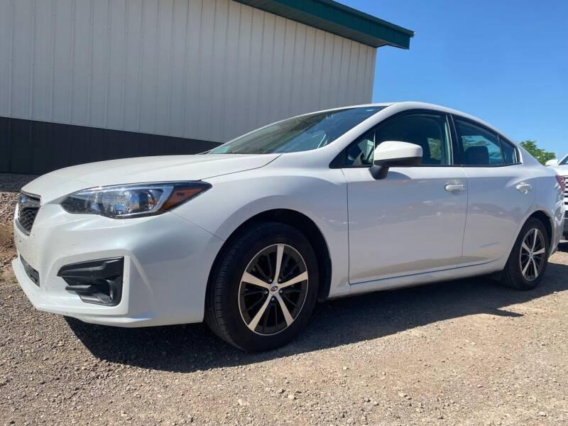 2019 Subaru Impreza for sale at FAST LANE AUTOS in Spearfish SD