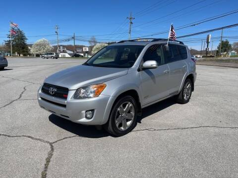 2009 Toyota RAV4 for sale at Carl's Auto Incorporated in Blountville TN