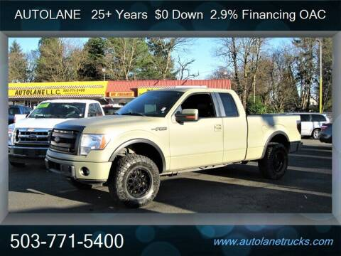 2011 Ford F-150 for sale at Auto Lane in Portland OR