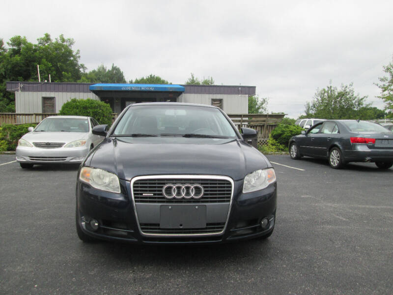 2007 Audi A4 for sale at Olde Mill Motors in Angier NC