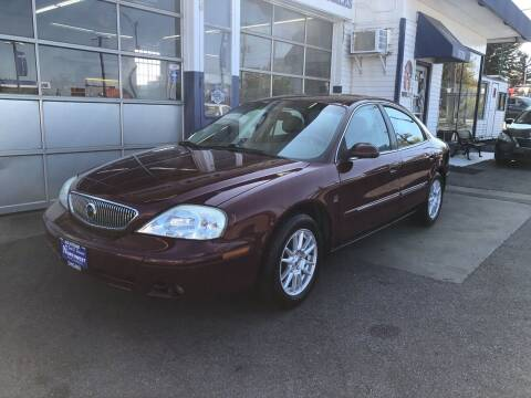 2004 Mercury Sable for sale at Jack E. Stewart's Northwest Auto Sales, Inc. in Chicago IL