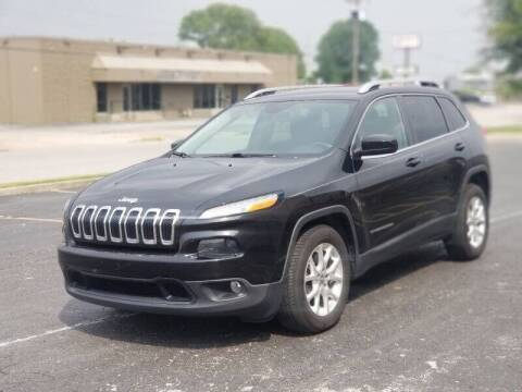 2016 Jeep Cherokee for sale at Vision Motorsports in Tulsa OK