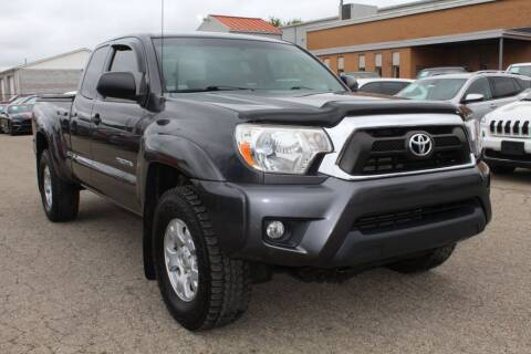 2012 Toyota Tacoma for sale at SHAFER AUTO GROUP in Columbus OH