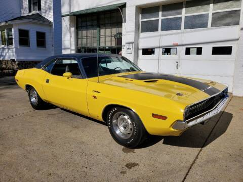 1970 Dodge Challenger for sale at Carroll Street Auto in Manchester NH