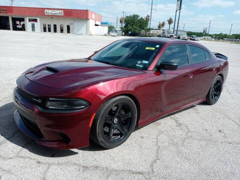 2018 Dodge Charger for sale at RICKY'S AUTOPLEX in San Antonio TX