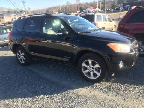 2009 Toyota RAV4 for sale at Clayton Auto Sales in Winston-Salem NC