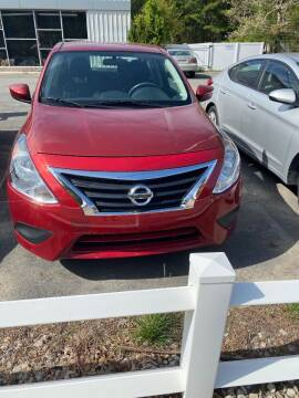 2019 Nissan Versa for sale at Discount Auto Inc in Wareham MA