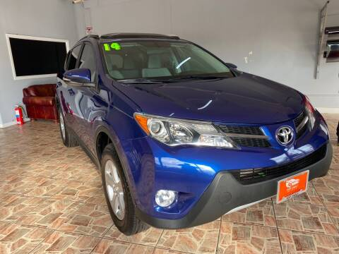 2014 Toyota RAV4 for sale at TOP SHELF AUTOMOTIVE in Newark NJ