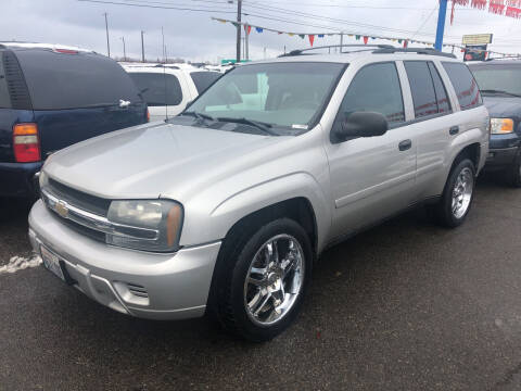 2007 Chevrolet TrailBlazer for sale at TTT Auto Sales in Spokane WA
