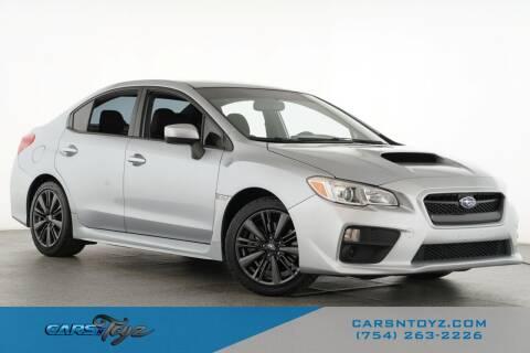 2016 Subaru WRX for sale at JumboAutoGroup.com - Carsntoyz.com in Hollywood FL