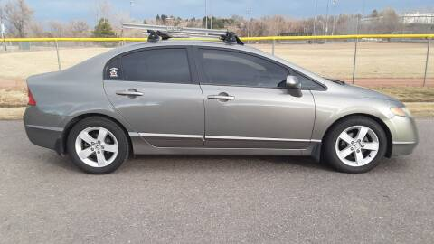 2007 Honda Civic for sale at Macks Auto Sales LLC in Arvada CO