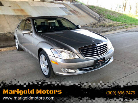 2007 Mercedes-Benz S-Class for sale at Marigold Motors, LLC in Pekin IL