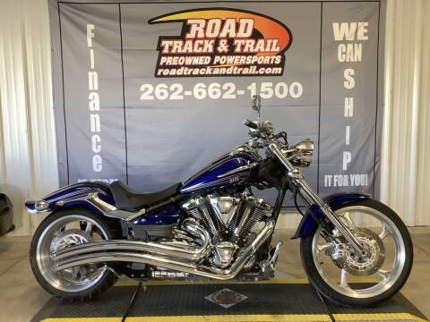 2014 Yamaha Raider for sale at Road Track and Trail in Big Bend WI