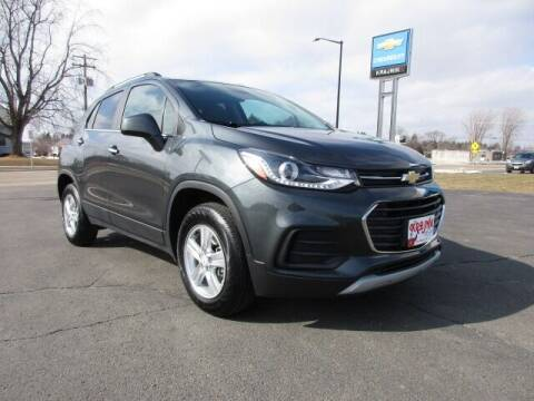 2018 Chevrolet Trax for sale at Krajnik Chevrolet inc in Two Rivers WI