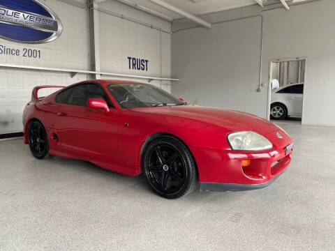 1993 Toyota Supra for sale at TANQUE VERDE MOTORS in Tucson AZ