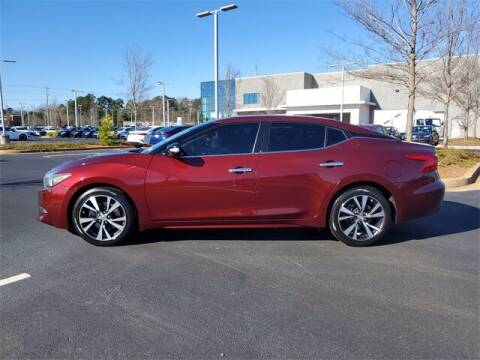 2016 Nissan Maxima for sale at Lou Sobh Kia in Cumming GA