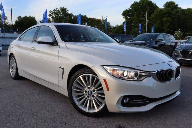 2015 BMW 4 Series for sale at OCEAN AUTO SALES in Miami FL