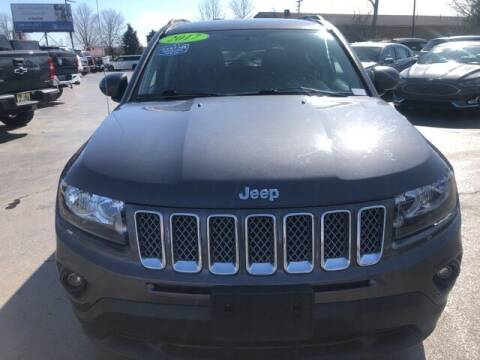 2017 Jeep Compass for sale at Newcombs Auto Sales in Auburn Hills MI