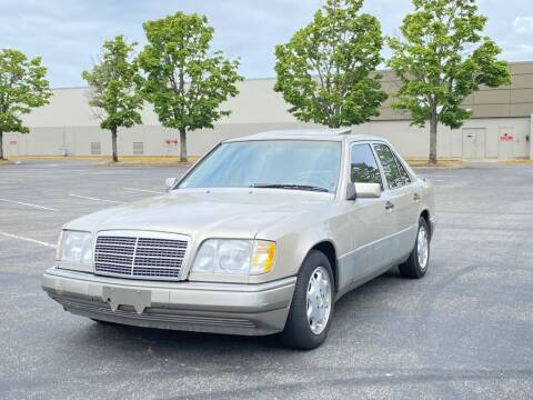 1995 Mercedes-Benz E-Class for sale at H&W Auto Sales in Lakewood WA