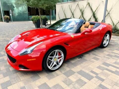 2017 Ferrari California T for sale at Classic Car Deals in Cadillac MI