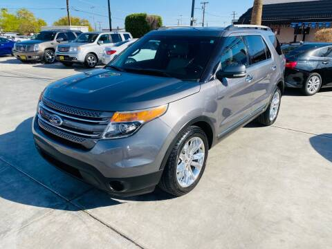 2012 Ford Explorer for sale at A AND A AUTO SALES in Gadsden AZ