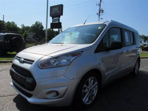 2016 Ford Transit Connect Wagon for sale at J T Auto Group in Sanford NC