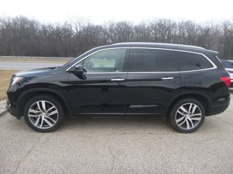 2018 Honda Pilot for sale at NEW RIDE INC in Evanston IL