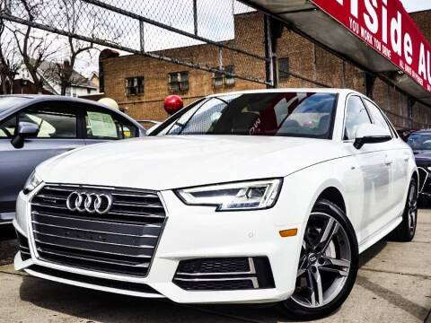 2017 Audi A4 for sale at HILLSIDE AUTO MALL INC in Jamaica NY