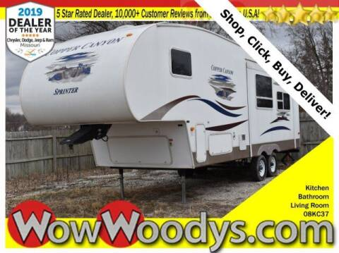 2008 Keystone Sprinter Copper Canyon for sale at WOODY'S AUTOMOTIVE GROUP in Chillicothe MO