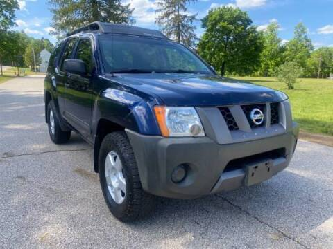2006 Nissan Xterra for sale at 100% Auto Wholesalers in Attleboro MA