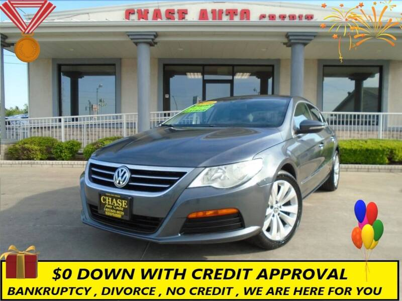 2012 Volkswagen CC for sale at Chase Auto Credit in Oklahoma City OK