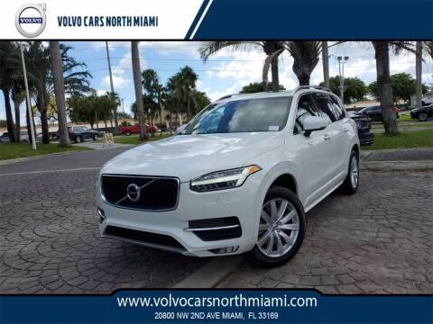 2018 Volvo XC90 for sale at Volvo Cars North Miami in Miami FL