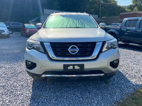 2019 Nissan Pathfinder for sale at THE AUTOMOTIVE CONNECTION in Atkins VA