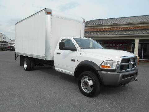 2011 RAM Ram Chassis 4500 for sale at Nye Motor Company in Manheim PA